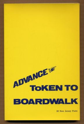 Advance Token to Boardwalk: 28 New Jersey Poets