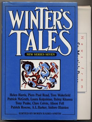 Winter's Tales, New Series: 7. Robin BAIRD-SMITH