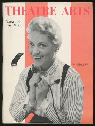 Theatre Arts: March, 1957, Volume XLI, No. 3