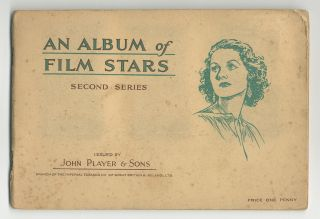 An Album of Film Stars: Second Series