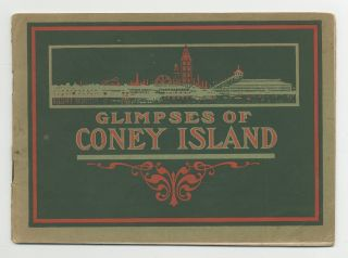 Glimpses of the New Coney Island: America's Most Popular Pleasure Resort