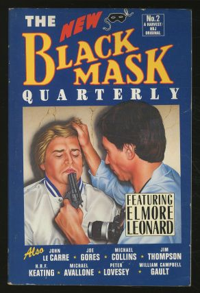 The New Black Mask Quarterly: Number 2