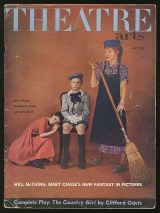 Theatre Arts: May 1952, Vol. XXXVI, No. 5