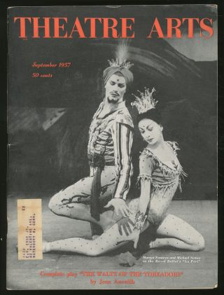 Theatre Arts: September 1957, Vol. XLI, No. 9