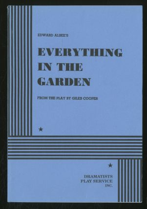 Everything in the Garden. Edward ALBEE, Giles Cooper