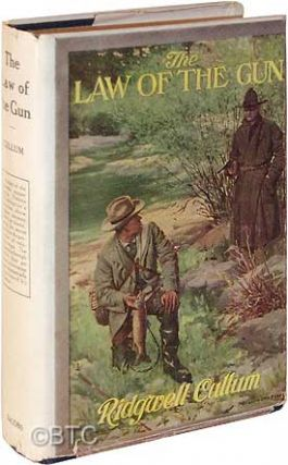 The Law of the Gun. Ridgwell CULLUM