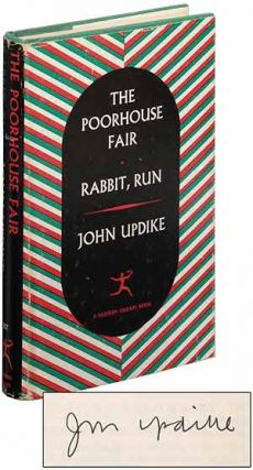 The Poorhouse Fair [and] Rabbit, Run