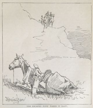 Outing Magazine: Volumes 21-25 (October 1892 – March 1895)