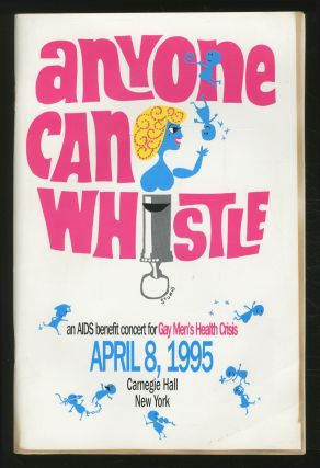 Program] Anyone Can Whistle
