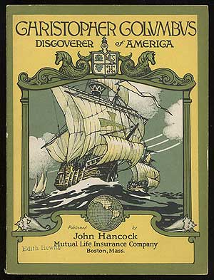 Christopher Columbus Discoverer of America