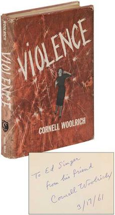 Violence. Cornell WOOLRICH