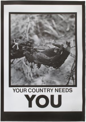 Broadside]: Your Country Needs You