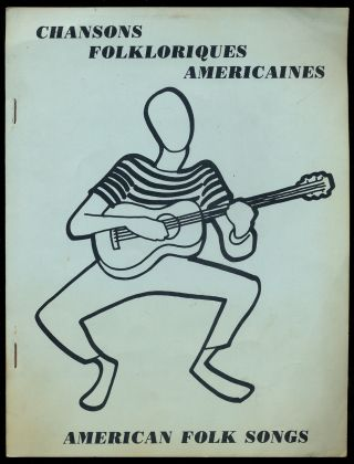 Chansons Folkloriques Americaines / American Folk Songs