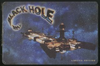 The Black Hole Limited Edition