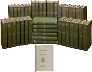 American Statesmen (Complete in 40 Volumes