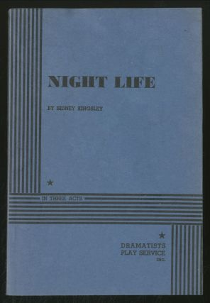 Night Life. Sidney KINGSLEY
