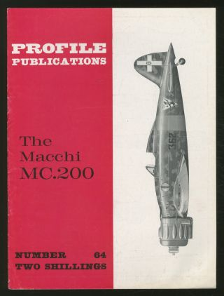 Profile Publications: The Macchi MC.200: Number 64