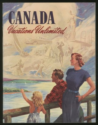 Canada: Vacations Unlimited [cover title