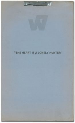 Screenplay]: The Heart Is a Lonely Hunter. Thomas C. RYAN, Carson McCullers