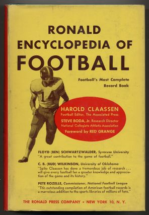 Ronald Encyclopedia of Football. Harold CLAASSEN, Steve Boda Jr