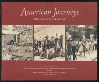 American Journeys: Columbus to Kerouac