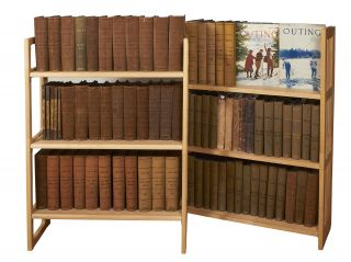 Outing: The Gentlemen's Magazine of Sport, Travel and Outdoor Life: 68 Bound Volumes (1886-1923)