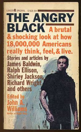 The Angry Black. John A. WILLIAMS