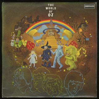Vinyl Record]: The World of Oz