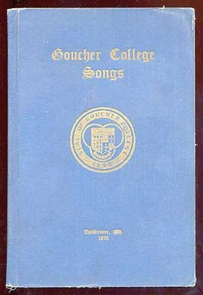 Goucher College Songs
