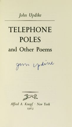 Telephone Poles and Other Poems