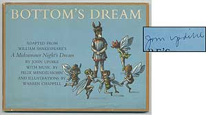 Bottom's Dream: Adapted from William Shakespeare's A Midsummer Night's Dream
