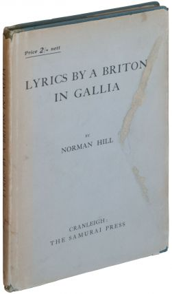 Lyrics by a Briton in Gallia