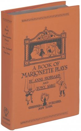 A Book of Marionette Plays
