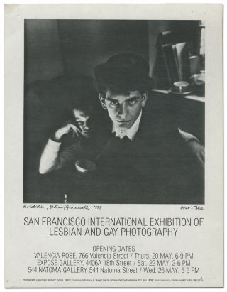 Flyer]: San Francisco International Exhibition of Lesbian and Gay Photography