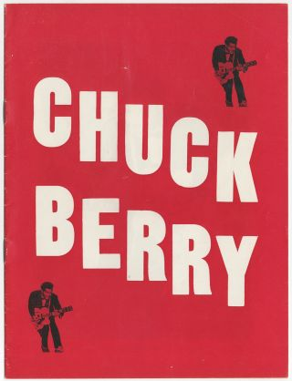 Program]: Chuck Berry. Chuck BERRY, The Nashville Teens, Swinging Blue Jeans, The Animals, Carl...