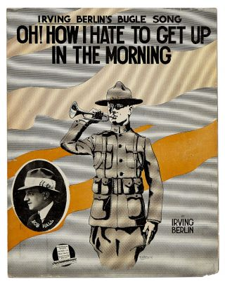 [Archive]: American World War One Sheet Music