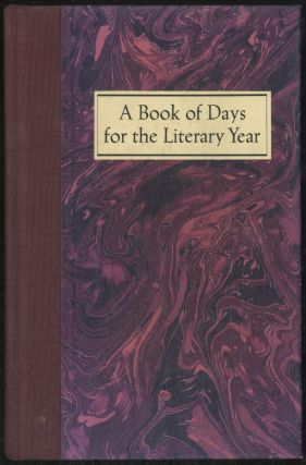 A Book of Days for the Literary Year