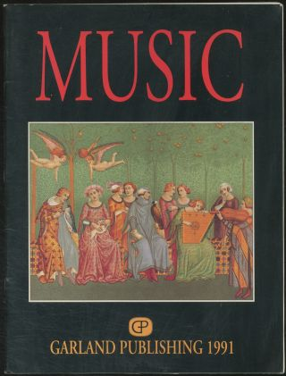 New Book and Complete Backlist in Music