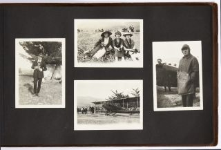 World War I-era Photograph Album largely set in California [1917-1920]