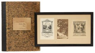 [Archive]: Sketchbook and Bookplates