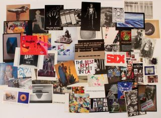 1155 Los Angeles Art Cards