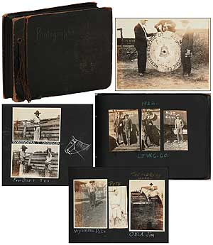 Photo Album]: Young Man's Life in Kansas, Oklahoma, and various other locations (1910s-1930s)....