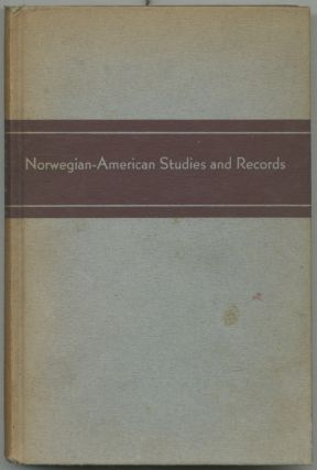 Norwegian-American Studies and Records Volume XVIII