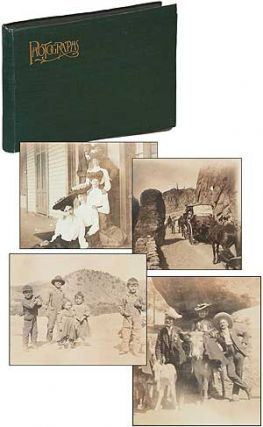 Photo Album of a Western Vacation in 1902; with later family photos (1905-1920