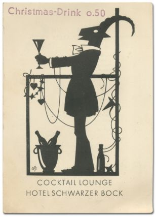 [Cocktail Menu]: Cocktail Lounge. Hotel Schwarzer Bock