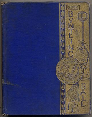 The Buntling Ball: A Graeco-American Play: Being a Political Satire on New York Society