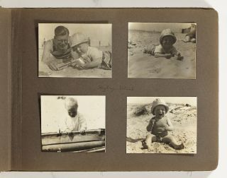 [Photo Album]: Family Album including Photographs of a Free French Children's Nursery in England