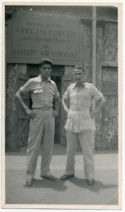 [Collection of Photographs]: India 1944