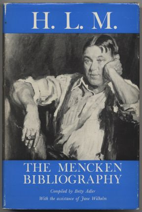 H.L.M. The Mencken Bibliography