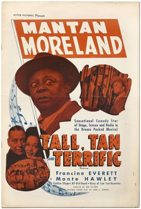 Film Pressbook]: Tall, Tan and Terrific